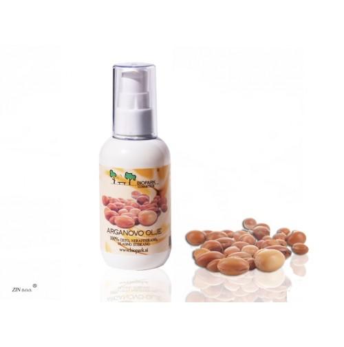 Biopark - Ekološko Arganovo olje, 100 ml