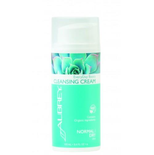 Aubrey-EveryDay Basics Čistilna krema za normalno/suho kožo