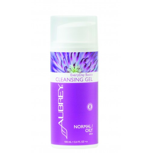Aubrey-EveryDay Basics Čistilni gel za normalno/mastno kožo