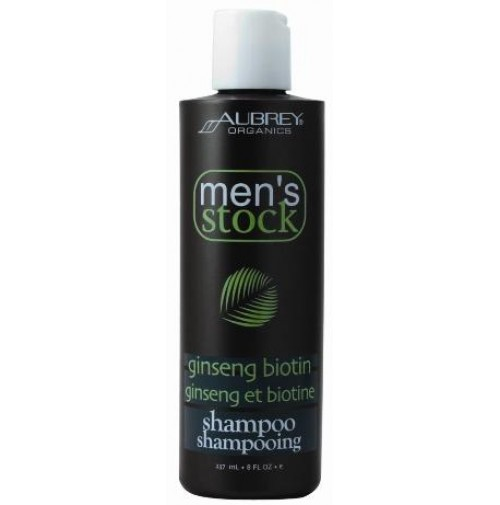 Aubrey-Ginseng Biotin šampon za moške