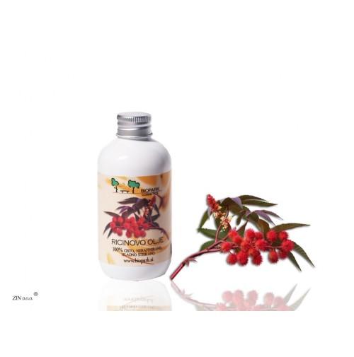 Biopark - Ricinovo olje, 100 ml