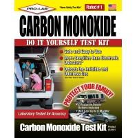 Pro-Lab Test za prisotnost ogljikovega monoksida