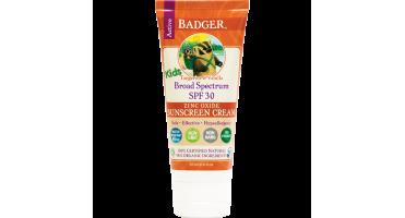 Badger ekološka krema za sončenje za otroke, SPF 30 (87ml)